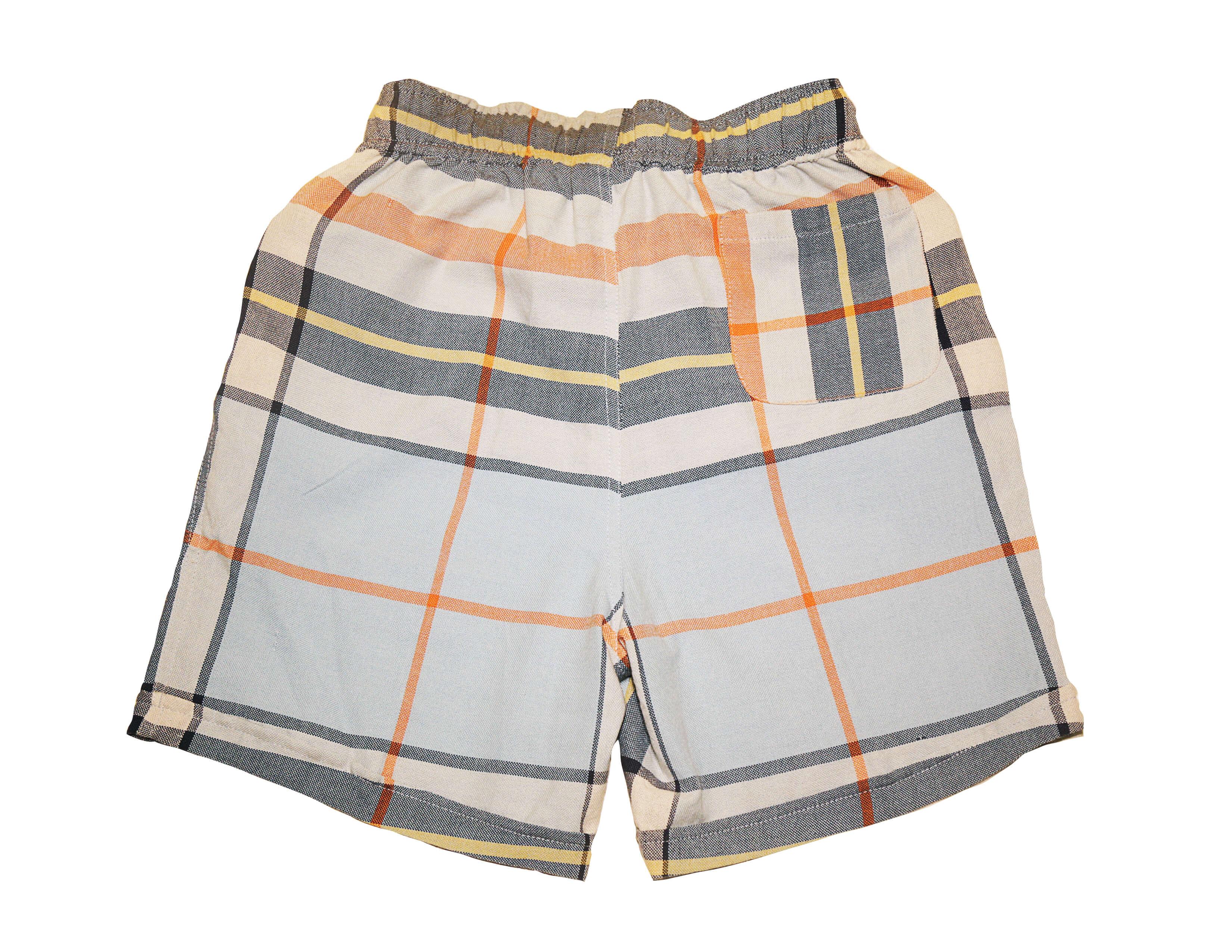 Shorts 1   back
