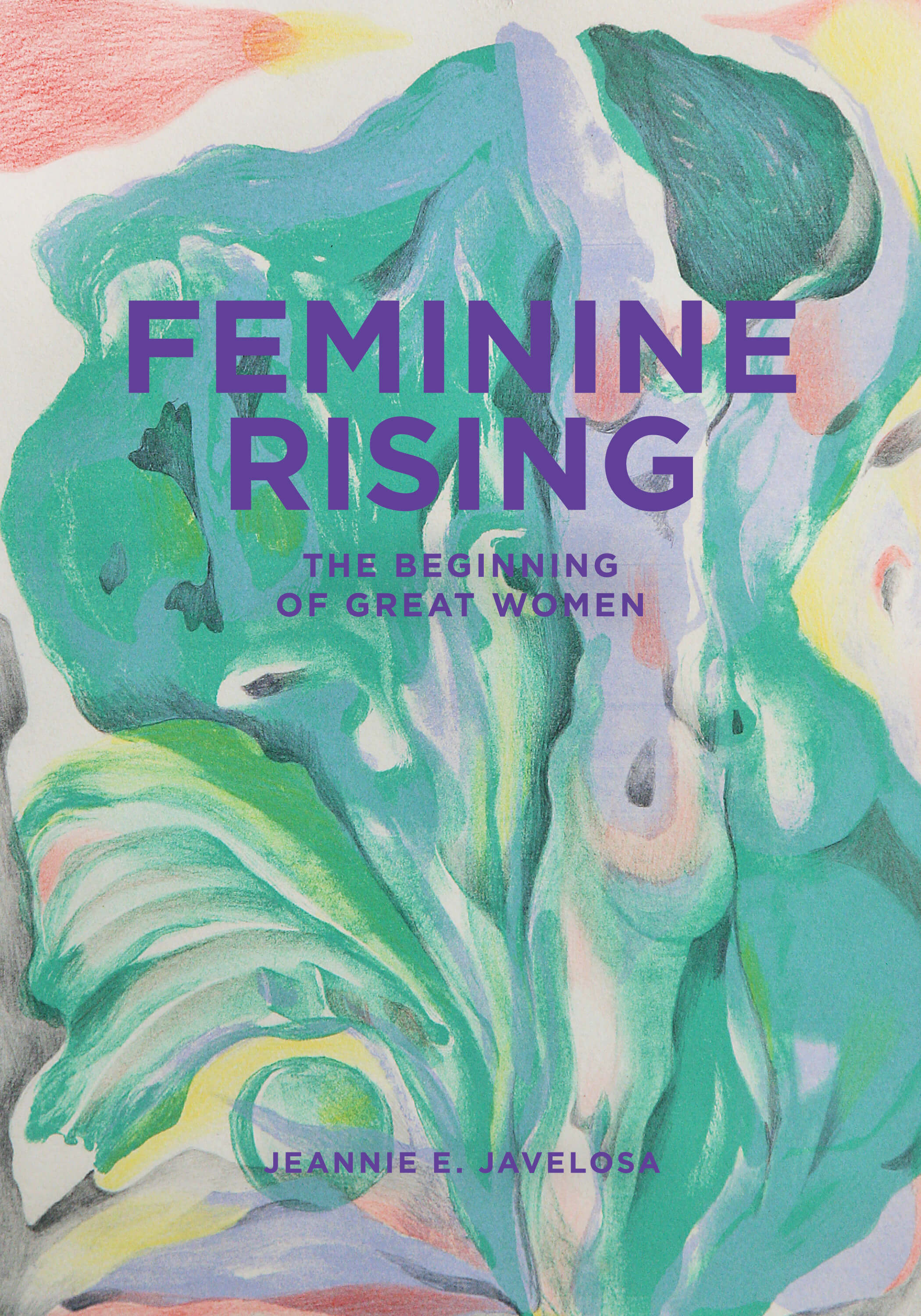 Great women feminine rising final first edition cover 2